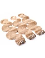 Extension de Cheveux Naturel 100% Rémy Human Hair x3
