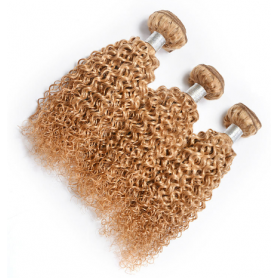 3 Tissage Brésilien Body Ombré Hair Burg