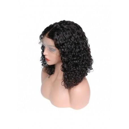Frontal Lace Wig 13x4 Italian Wave Brazilian Remy