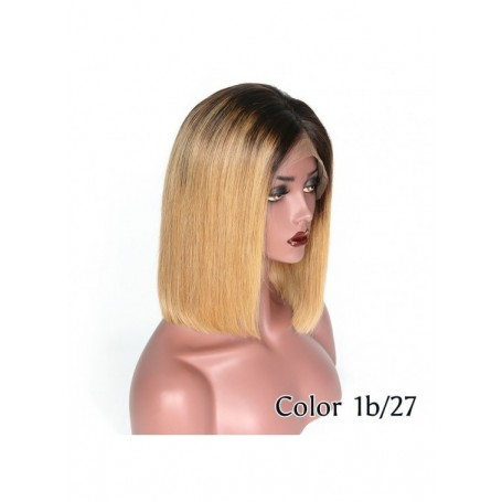 Fontal Lace Wigs Ombre