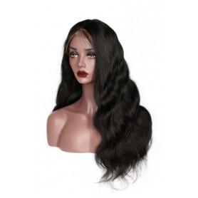 Frontal Lace wig 13x4 Body Wave Brazilian Remy Avec Baby Hair densité 180