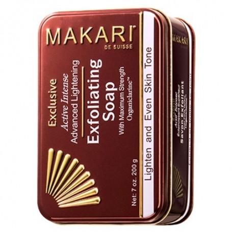 Makari™ Exclusive Savon Exfoliant Éclaircissant