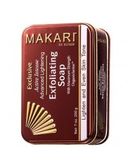 Makari Exclusive Savon Exfoliant Éclaircissant