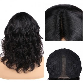 """Perruque Lace wig 4x4"""" Body Wave Brazilian Remy 10"""""""