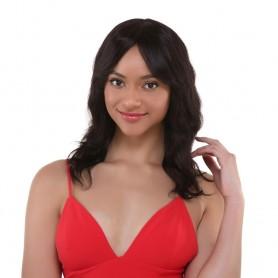 Perruque Remy Naturelle Body Wave de Cheveux 100% Human hair