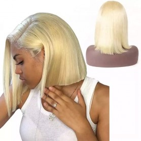 Frontal Lace Wigs Bob Lisse 613 RC 10P
