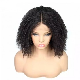FRONTAL LACE WIGS BOBO RM DEEP WAVE 1B 10P
