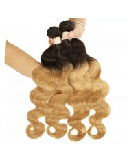 Tissage brésilien Body Wave 1B/27 x4