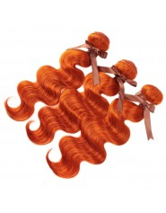 3 Tissage Brésilien Body Wave Orange