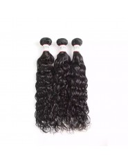 Tissage brésilien ondulé loose wave naturel x3