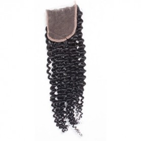 Closure Brésilien Jerry Curl 3 raies