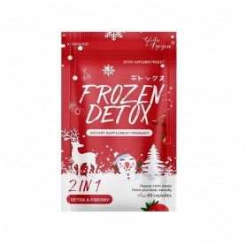 Frozen detox body 100% organique
