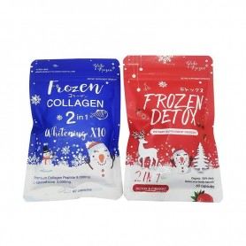 Frozen collagen et frozen detox