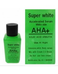 Super white aha kojic