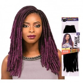 African Collection - Faux Locks 12