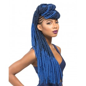 African Collection - Faux Locks 20