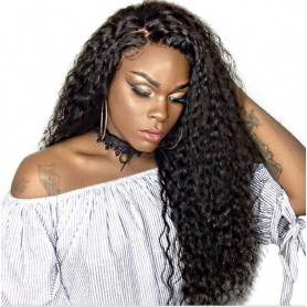 Closure brésilien frontal curl
