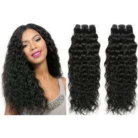 Tissage Brésilien ondulé Natural Wave x2