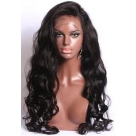 Full Lacewig Human Hair Borgia