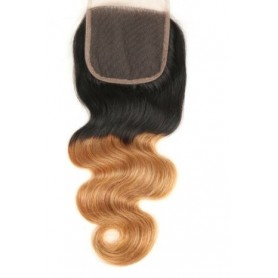 "2 Tissage Brésilien Body Wave Try Me et closure 12"" ( 30 cm )"