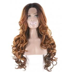 Lace Front Wig Bouclé XTRESS