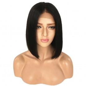 bob court lisse 4x4 lace wigs